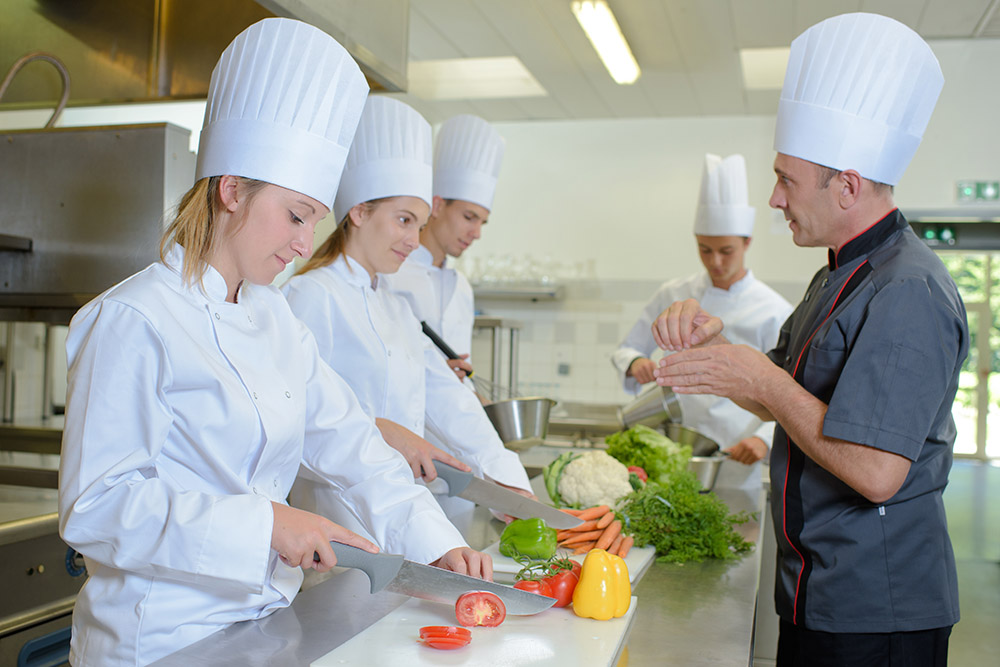 The EDI Centre's successful full time Catering Course held in Longford Town